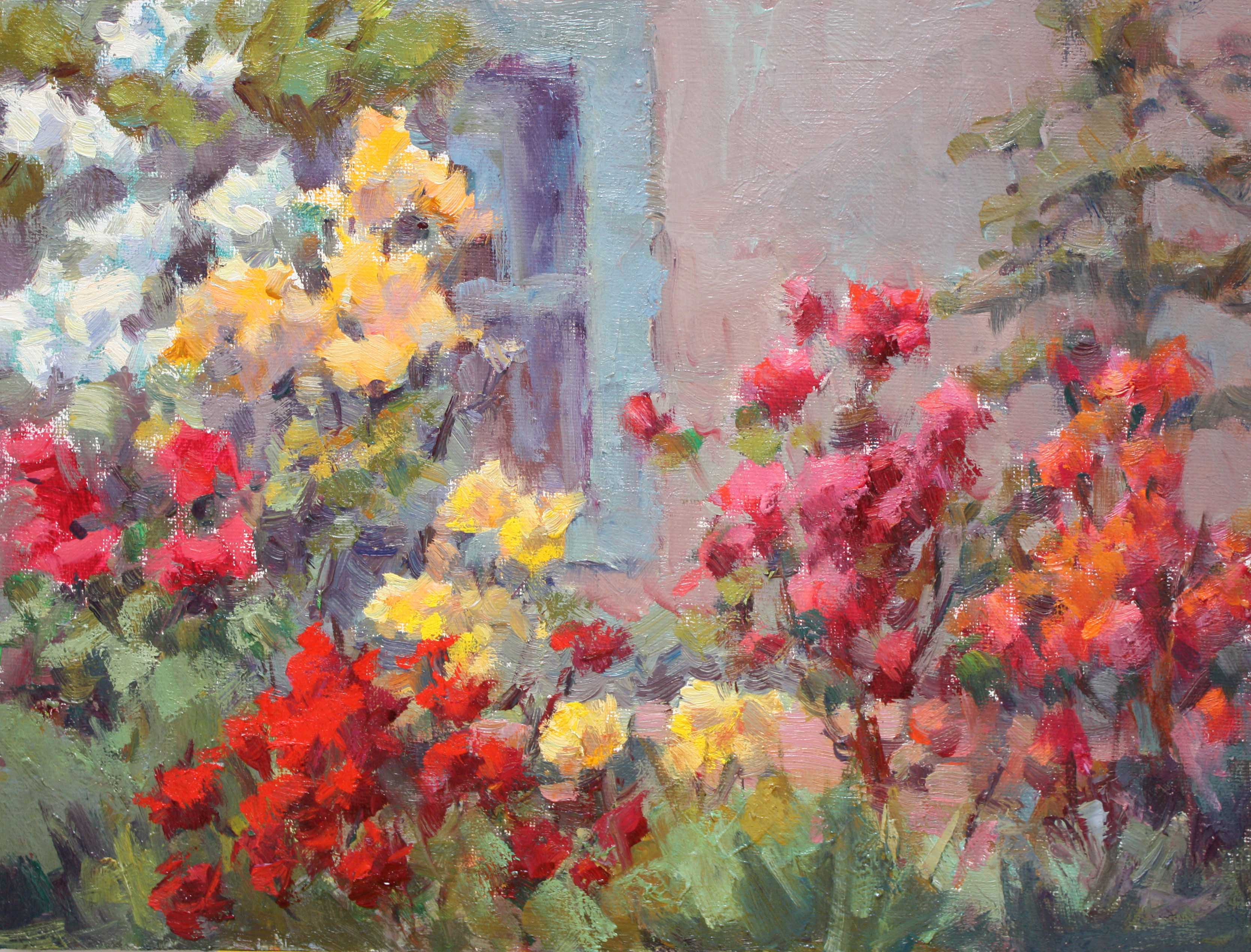 Sunny Oil Paintings